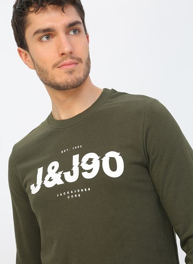 Jack & Jones Sweatshirt Haki